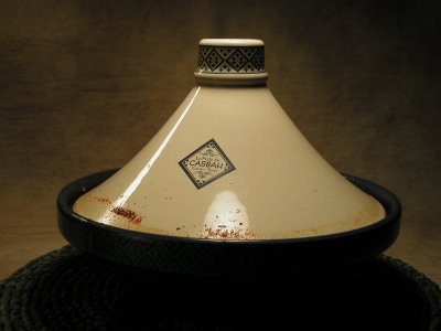 how to use tajine